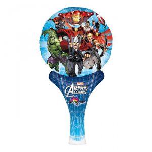 "Mini Folien-Ballon ""Avengers"" 30 cm"