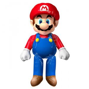 "Folienballon-Buddy ""Super Mario"" 152 cm"