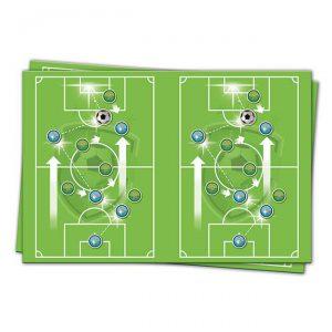 """Tischdecke """"Fußballspaß"""" 120 x 180 cm"""