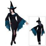 """Kostüm """"Schaurig schöne Hexe"""" 2-tlg."""