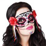 """Maske """"El Dia de los Muertos"""""""
