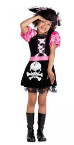 """Kinder-Kostüm """"Kleine Piratenbraut"""" 2-tlg."""