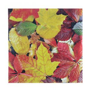 "Servietten ""Bunter Herbst"" 20er Pack"