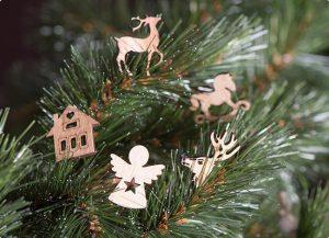 """Streudeko """"Weihnachten"""" 18er Pack"""