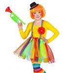 """Kostüm-Set """"Bunter kleiner Clown"""" 5-tlg.Kostüm-Set """"Bunter kleiner Clown"""" 5-tlg."""