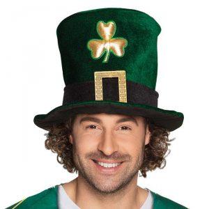 "Plüsch-Zylinder ""St. Patrick's Day"""