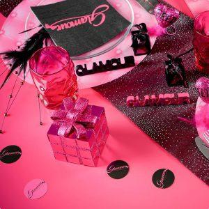 "Konfetti ""Pink Glamour"" 50er Pack"