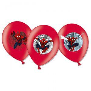 Luftballons Spider Man