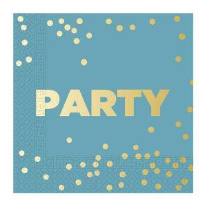 Servietten Party-Time 16er Pack