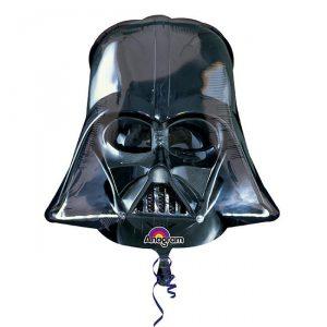 """Folien-Ballon """"Darth Vader"""" 63 cm"""