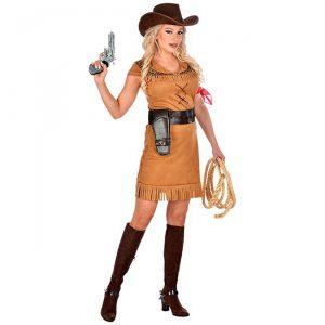 Kleid Wildes Cowgirl