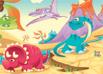 Dinosaurier & Steinzeit