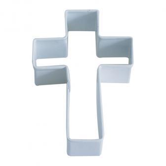 """Ausstecher """"Kreuz"""" 10 cm"""