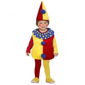 "Baby-Kostüm ""Süßer Clown"" 2-tlg."