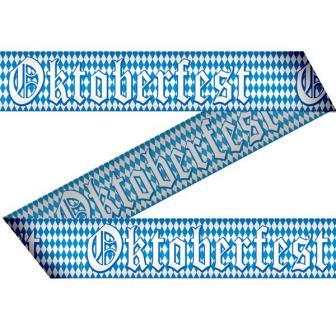 """Bayrisches Absperrband """"Oktoberfest"""" 15 m"""