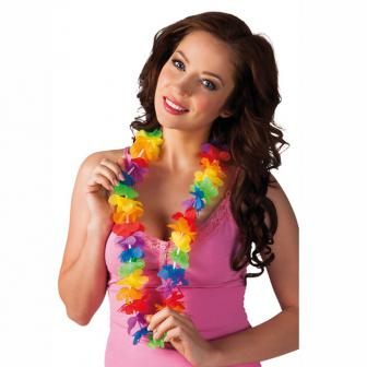 Hawaii Blumenkette Promo