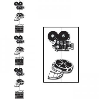 Deckenhänger Film ab! 2 m
