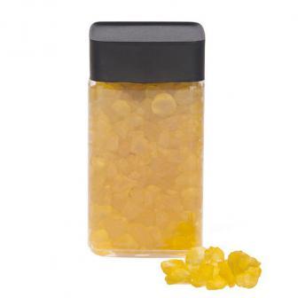 """Deko-Steine aus Glas """"Klein"""" 500 gr-gelb"""