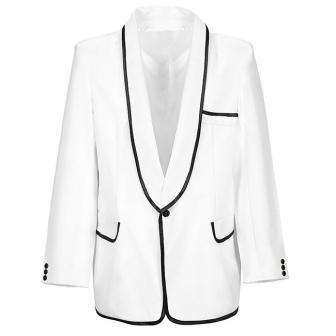 Edles Jacket -weiß-XL