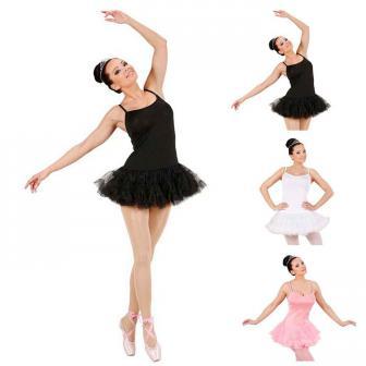 Einteiliges Ballerina-Tutu