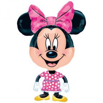 "Folienballon-Buddy ""Minnie Maus"" 78 cm"