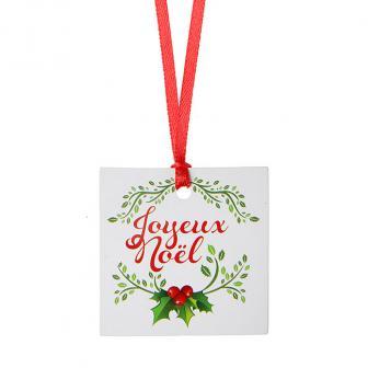"""Geschenkanhänger """"Joyeux Noel"""" 12er Pack"""