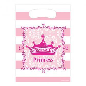 """Geschenktütchen """"Royal Princess"""" 8er Pack"""