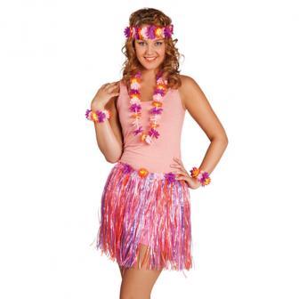 Hawaii Kostüm-Set 5-tlg.