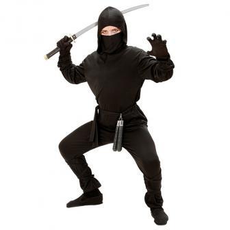 """Kinder-Kostüm """"Cooler Ninja"""" 5-tlg."""