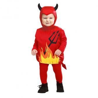 """Kinder-Kostüm """"Kleiner Teufel"""" 2-tlg."""