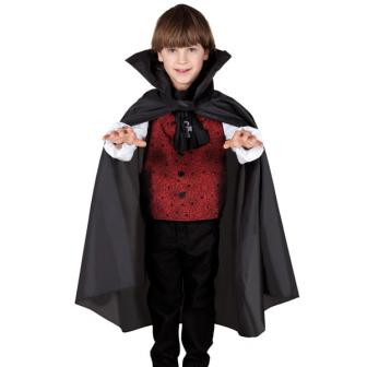 """Kinder-Kostüm """"Vampir-Cape"""""""