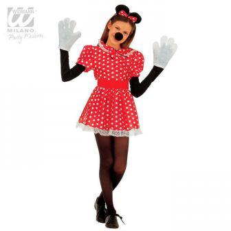 """Kinder-Kostüm """"Niedliche Maus"""" 3-tlg."""