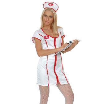 Kostüm Sexy Krankenschwester 2-tlg.