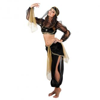 """Kostüm """"Arabische Prinzessin"""" 4-tlg."""