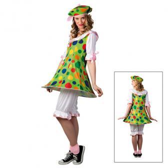"""Kostüm """"Bunter Clown"""" 3-tlg."""