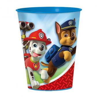 "Kunststoffbecher ""Paw Patrol"" 473 ml"