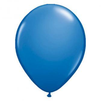 Luftballons-10er Pack-blau