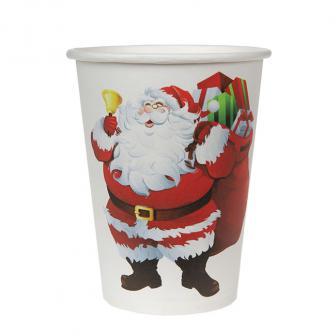 "Pappbecher ""Joyeux Noel"" 10er Pack"
