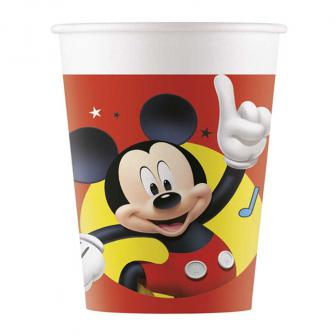 Pappbecher Micky Maus & Friends 8er Pack
