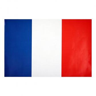 """Platzset """"Vive la France"""" 6er Pack"""