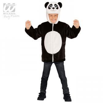 """Plüschjacke für Kinder """"Pandabär"""""""