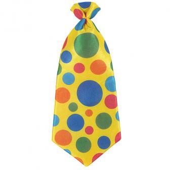 Riesen Clowns Krawatte