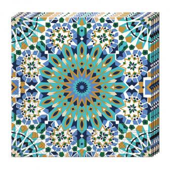 servietten marokkanischer traum 20er pack g nstig kaufen bei. Black Bedroom Furniture Sets. Home Design Ideas
