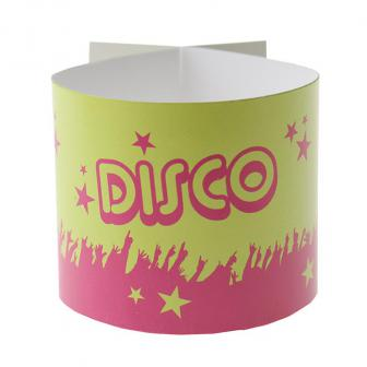 "Serviettenring ""Disco"" 6er Pack"