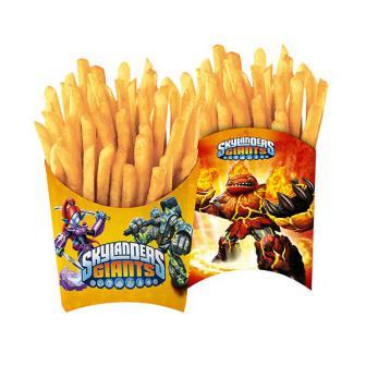 "Snack-Boxen ""Skylanders Giants"" 4er Pack"