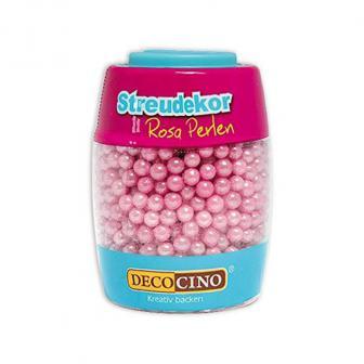 """Streudekor """"Perlen"""" 65 g-rosa"""