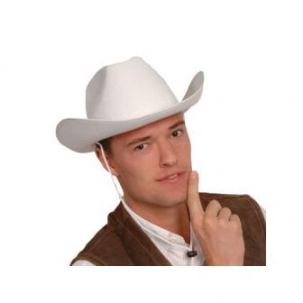 """Texas-Westernhut """"Bonanza-Style"""" weiß"""