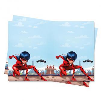 Tischdecke Miraculous - Ladybugs Abenteuer 120 x 180 cm