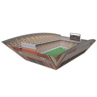 """Tischdeko """"Stadionatmosphäre"""" 38 cm"""