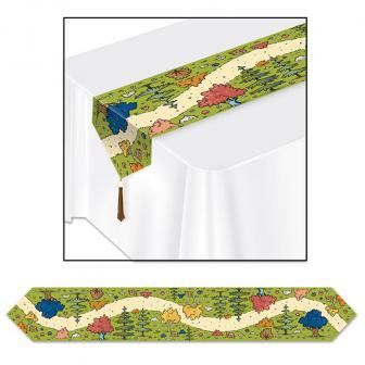 """Tischläufer """"Der Natur auf der Spur"""" 183 cm"""